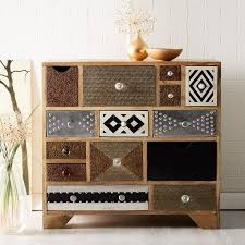 Multi Drawer Chest Side Indian