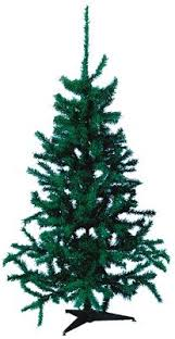 6 Units Of CHRISTMAS TREE 4 FEET 100 TIPS GREEN