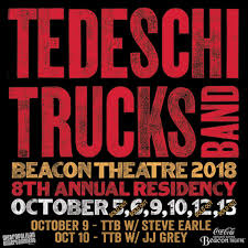 Tedeschi Trucks Band Announces Beacon Theatre Residency This Fall ... Review Tedeschi Trucks Band With Sharon Jones And The Dap Kings Lp Revelator Duplo R 19000 Em Mercado Livre Wikiwand Full Show Audio Finishes First Of Two Weekends 090216 Beneath A Desert Sky Learn How To Love Youtube What Would David Bowie Do Wwdbd Goes To Montreux 919 Wfpk Presents Tickets Louisville Announces Beacon Theatre Residency This Fall Plays Thomas Wolfe Auditorium Jan 2021 Rapid
