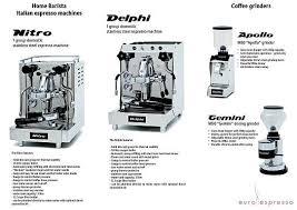 Nitro Domestic 1 Group Espresso