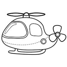 A Cute Looking Helicopter
