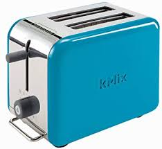 DeLonghi Kmix 2 Slice Toaster Blue