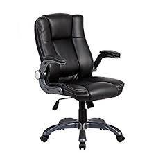amazon com techni mobili medium back executive office chair with