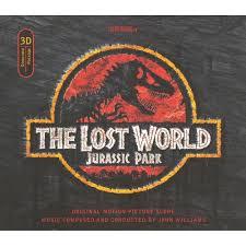 Jurassic Park The Lost World Original Motion Picture Score
