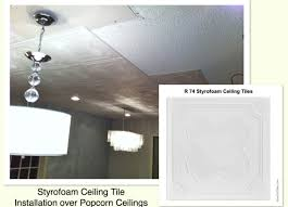 ceiling ceiling tiles and styrofoam ceiling tiles finished