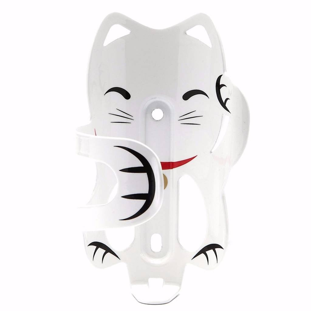 Portland Design Works Lucky Cat Water Bottle Cage