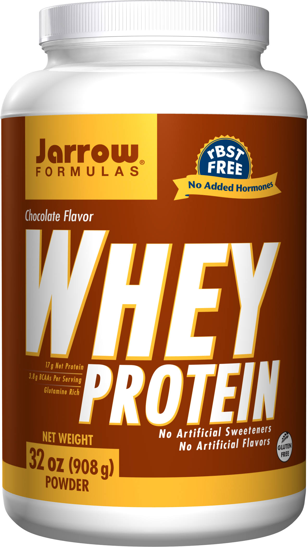 Jarrow Formulas Whey Protein Supports Muscle Development - Chocolate