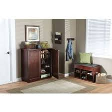 Simms Shoe Cabinet In Cappuccino a perfect addition to your entryway or mudroom this lovely shoe