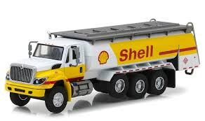100 Diecast Truck Models Amazoncom 2017 International Workstar Tanker Shell Oil SD
