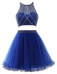 popular short blue homecoming dress buy cheap short blue