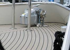 Marine Grade Vinyl Flooring Canada by Flexiteek The Original Synthetic Teak Decking For Boats