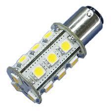18x 5050 12v 24v tower led light bulb ba15s ba15d 1156