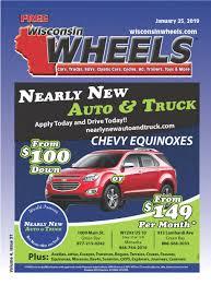 100 Wisconsin Sport Trucks Wheels 01252019