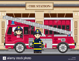 Cute Cartoon Fireman - Firefighter And Fire Truck Vector ... Firefighter 1 Other Seriously Injured In Fire Truck Collision Cbs Dz License For Refighters New York City Refighter Truck Fdny Tower Ladder Driving Fire Stock Photo Dissolve Bizarre Accident Hospitalized After Falling Out Of His About Us Trucks Rescue Apk Download Gratis Simulasi Permainan Finds Stolen Completely Stripped Modern Flat Isolated Illustration Vector Drops From The During Refighting Ez Canvas Red Free Image Peakpx Buy Online Saurer S4c 1952 Tea Sheeted