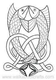 Celtic Designs Coloring Pages