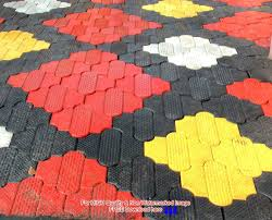 outdoor rubber floor tiles image collections tile flooring