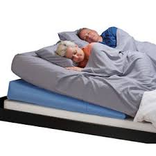 mattress genie incline sleep system adjustable bed wedge for acid