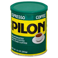 Cafe PilonR Decaf Espresso Coffee