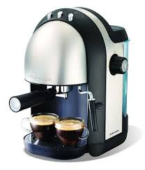 Different Types Of Coffee Machine Example An Espresso