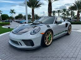 100 Porsche Truck Price 2019 Used 911 GT3 RS Coupe For Sale In Fort Lauderdale FL