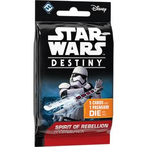 Star Wars Destiny Booster Pack - Spirit of Rebellion