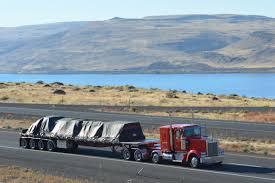 100 Joel Olson Trucking Oct 9 Timberline Lodge OR To Colfax WA