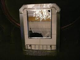 deco bauhaus stil spiegel für badezimmer original ca