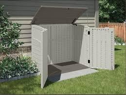 outdoor suncast products suncast storage shed lowes plastic sheds