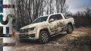 100 Tdi Truck Driving School 2017 Volkswagen Amarok 30 V6 TDI TEST YouTube