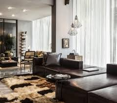 Brown Couch Living Room Decorating Ideas by Elegant And Stylish Living Room Design Decorating And Furniture Ideas