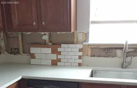 kitchen backsplash gray subway tile glass kitchen tiles white