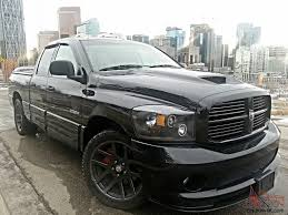 100 Dodge Srt 10 Truck For Sale Ram 1500 SRT Crew Cab Pickup 4Door