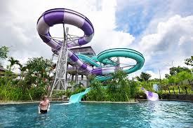 Yuk Intip Jogja Bay Pirates Water Park Yang Beralamat Di Maguwoharjo Yogyakarta Wahana TIMO RIDER