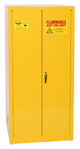 Fireproof Storage Cabinet For Chemicals by Eagle Safety Cabinet For Flammable Liquids 2 Manual Doors Steel