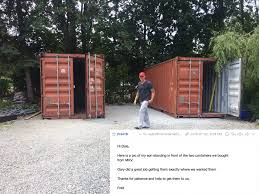 100 Isbu For Sale MKV International Trading Shipping Container S Canada