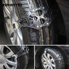 100 Truck Tire Chains Vehemo TPU Alloy Snow Chain Car Tie Anti Skid Chain Wheel