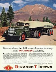 100 Redding Auto And Truck Diamond T 1947 Vintage Machinery Ads S