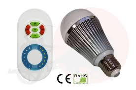 6 watt color temperature and brightness adjustable led bulb 550