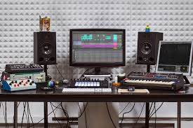 Home Recording Studio Setup For Under GBP300