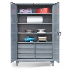 48 Cabinet With Drawers by Strong Hold 46 244 6 5db 48