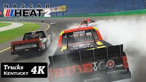Nascar Heat 2 - Kentucky Wrecker Become First - Crash And Win ...