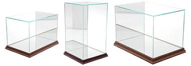 Glassbox Island Display Cases For Museums Goppion Displays