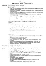 Motion Graphic Designer Resume Samples | Velvet Jobs Graphic Design Resume Guide Example And Templates For 2019 Create Examples Picture Ideas Your Job Designer Cv Format Free Download Template Word 20 Best Designed Creative 17 Ui Samples And Cv Visualcv Sample Velvet Jobs Fresher By Real People