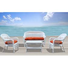 Red Patio Furniture Decor by Red Decor Ideas For An Outdoor Living Room