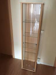4 poco domäne glas vitrinen neuwertig