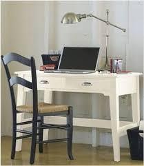 brighton white vanity desk from crate barrel bedroom