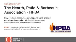 Hearth Patio And Barbecue Association Of Canada by National And Component Collaboration For Membership Growth