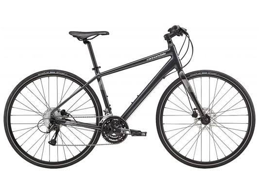 Cannondale Quick 5 Disc 2018 Hybrid Commuter Sports Bike