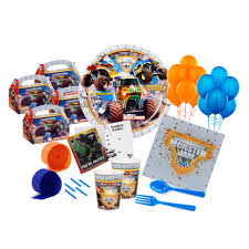 Colors : Monster Truck Party Supplies Perth With Monster Jam ... An Eventful Party Monster Truck 5th Birthday Ideas Moms Munchkins Amazoncom Costume Supcenter Bbkit1057 Blaze And The Real Parties Modern Hostess Trucks Dinner Plates Orientaltradingcom 38 Plates Invitation Best 25 Truck Birthday Cake Ideas On Pinterest Colors Free Printables With Jam Supplies Invitations 8 Toys Games Colorful Cboard Trucks Jacobs Party Theme Machines