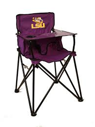 Dallas Cowboys Folding Chair by Lsu Tigers Ncaa Tailgating Portable Folding Baby High Chair